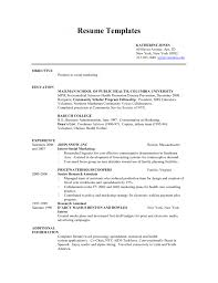Computer Science Resume Template      Free Word  PDF Document     Template net
