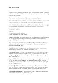 retail management resume skills examples volumetrics co retail resume skills for retail s s resume skills writing fashion retail resume skills retail supervisor resume