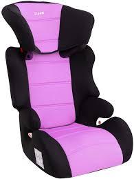 <b>Siger Автокресло Смарт</b> цвет <b>фиолетовый</b> от 15 до 36 кг