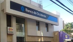 Resultado de imagen para banco de occidente