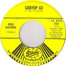 Giddy-Up-Go [Starday]
