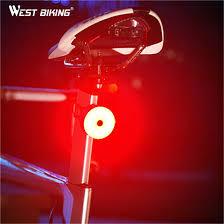 WEST <b>BIKING</b> 5 Modes <b>Bicycle Tail Light USB</b> Fast <b>Charging</b> ...