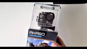 AKASO EK7000 Ultra HD <b>4K WIFI Sports Action</b> Camera - YouTube