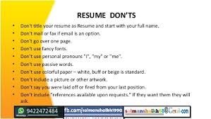 name of resume  getblown co