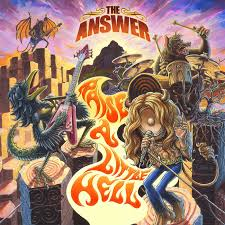 <b>Raise A</b> Little Hell (Deluxe Version) | The <b>Answer</b>