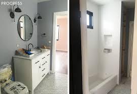 bathroom refresh: emily henderson bathroom refresh modern traditional progress emily henderson bathroom refresh modern traditional progress