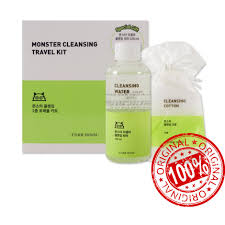 <b>ETUDE HOUSE</b>(SAMPLE) MONSTER CLEANSING TRAVEL KIT ...