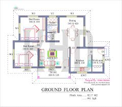 sq ft house plans south  n style   kerala house designs sq ft house plans south  n style   house design plans