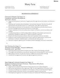 sample resume administrative assistant skills template sample resume of executive assistant