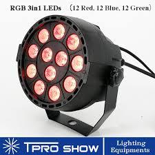 <b>Mini</b> LED Par 12x3W Party Lights With RGBW UV <b>RGB</b> Colors ...