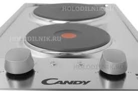 Встраиваемая электрическая <b>варочная панель Candy CDE</b> 32/1 X