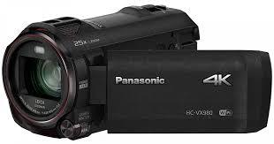 <b>Видеокамера Panasonic HC</b>-VX980EE-K – купить в официальном ...