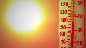 a hot day essay