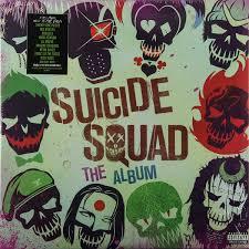 <b>САУНДТРЕК</b> - <b>SUICIDE</b> SQUAD (2 LP), купить виниловую ...