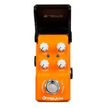 "Мини <b>педаль эффектов</b> Joyo JF-310 ""<b>Orange</b> Juice"" (<b>Orange</b> style)"