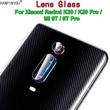 1Set=<b>2Pcs</b>/<b>Lot For Xiaomi Mi</b> 9T/ 9T Pro Camera Lens Protector ...