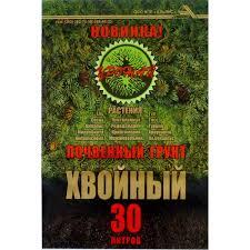 <b>Почвогрунт для хвойных растений</b> «Урожай» 30 л в Уфе – купить ...