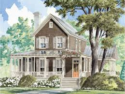 French Farmhouse Plans x Construction   Free Online Image House        Southern Cottage House Plans With Porches on french farmhouse plans x construction