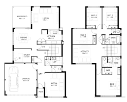 Free House Floor Plan Builder Home Design Cheap House Floor Plan    Floor Plan Storey House Simple House Floor Plan