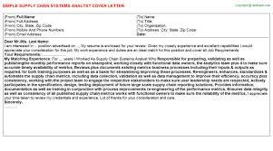 java developer cover letter l   seangarrette cosupply chain systems analyst cover letter   java developer cover letter