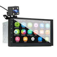 iMars <b>7 Inch 2 Din</b> Car MP5 Pla<x>yer for Android 8.0 2.5D Screen ...