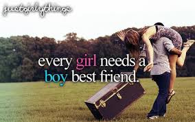 Cute Best Friend Quotes Boy And Girl Tumblr | Newest Nice Wallpapers via Relatably.com