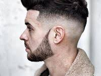 Men's Tapered Haircut
