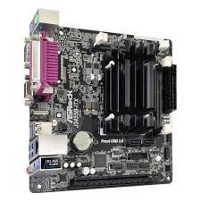 <b>Материнская плата Asrock J3455B-ITX</b> (mini-ITX) — купить в ...