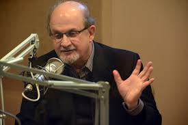 salman rushdie on fiction religion and dom of expression salman rushdie s book haroun and the sea of stories is this year s pick for