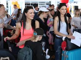 Antalya'ya giden turist sayısında son rakamlar