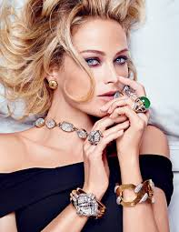 This shoot was done for David Webb's FW 2013 Campaign. Indulge! - carolyn-murphy-david-webb