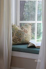 bay window ideas waplag feature design fancy breakfast nook treatment interior photo collections of treatments bay window seat cushion