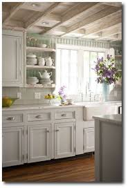 cottage kitchen furniture bhg cottage kitchen with seafoam green painted beadboard walls white kitchen cabinets keywords calamaco brochure visit europe visit france automne