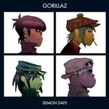 <b>Gorillaz</b> - Demon Days - <b>2LP</b> - 180 grams - Kalkman