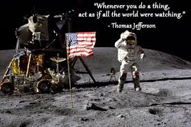 Quotes About The Moon Astronaut. QuotesGram