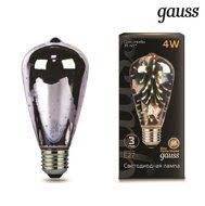 <b>147802404 Лампа Gauss</b> LED 3D-Butterfly E27 4W