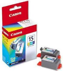 Чернильница <b>Canon BCI</b>-<b>15Color</b> (8191A002) — купить с ...