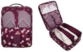 <b>1PC</b> Fashion Travel Portable Shoe Bags <b>Multicolor Storage</b> ...
