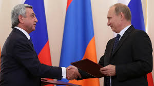 Και η Αρμενία είπε οχι στην ΕΕ