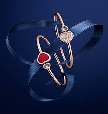 Украшения Chopard®   Роскошные золотые браслеты
