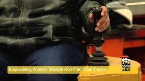 women in non traditional jobs in reno showcase their trades at job women in non traditional jobs in reno showcase their trades at job fair for women