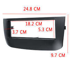 Harfey <b>Car</b> Radio Fascia <b>Double Din</b> для 2008 2009-2013 Subaru ...