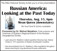 Public Events – The Sitka History Museum