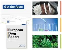 <b>European</b> Drug Report <b>2019</b>   www.emcdda.europa.eu