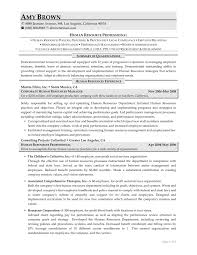 resume human resources operations manager cipanewsletter human resources manager resume examples human resource resumes