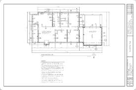 DF Drafting   New Custom Home Construction DocumentsFoundation Plan Construction Documents