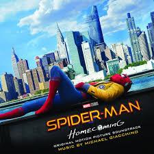 ROZETKA | Виниловая пластинка <b>OST Spiderman: Homecoming</b> ...