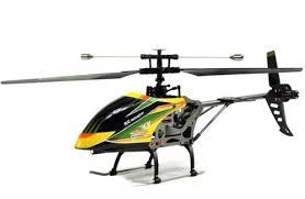 <b>Радиоуправляемый вертолет WL</b> toys Sky Dancer 2.4G - V912 ...