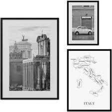 <b>Набор Из 3-Х Постеров</b> Дом Корлеоне Коллаж Рим №32 21Х30 ...