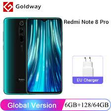 <b>Global Version Xiaomi Redmi</b> Note 8 Pro 6GB 128GB 64GB ...